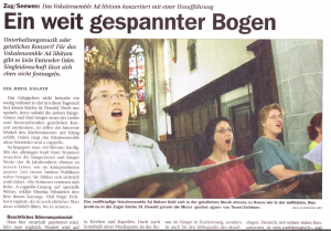 Neue Zuger Zeitung, Mi. 14. Juni 2000_1